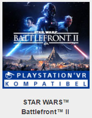 Battlefront 2 VR im Playstation-Newsletter