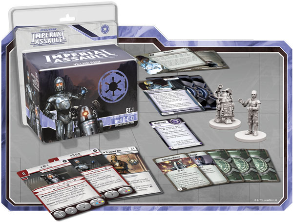 Imperial Assault: BT-1 und 0-0-0