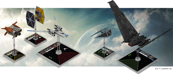 X-Wing: Welle 10