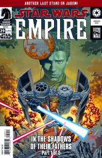 US-Empire #29 - Cover