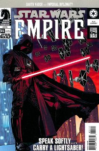 US-Empire #31 - Cover