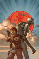 Rogue One - Cassian & K-2SO Special 1
