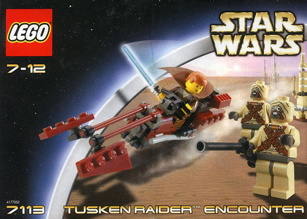 LEGO Star Wars: Tusken Raider Encounter