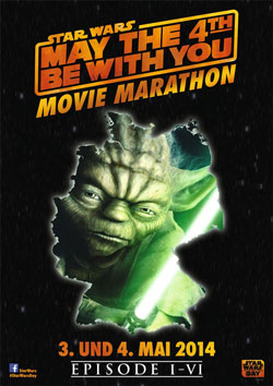 May the Fourth Be With You – Movie Marathon