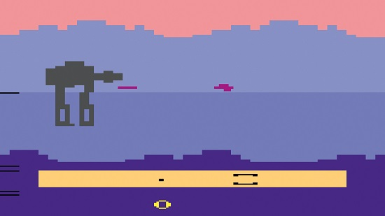 Atari The Empire strikes back