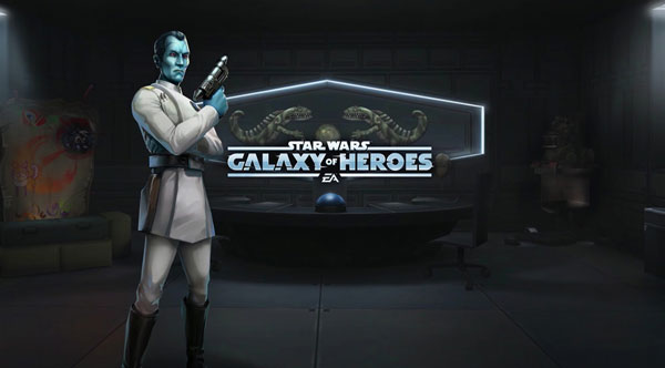 Galaxy of Heroes: Großadmiral Thrawn