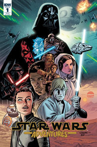 Star Wars Adventures 1