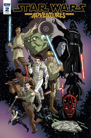 Star Wars Adventures 2