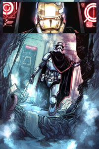 Vorschau: Captain Phasma - Comic