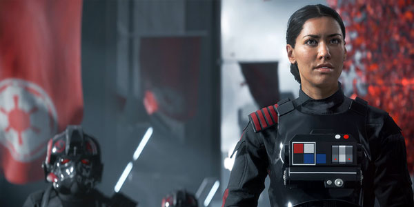 Iden Versio in Star Wars: Battlefront 2