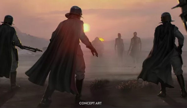<i>Project Ragtag</i> Konzept