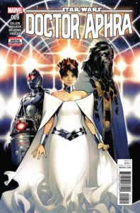 Cover zu Doctor Aphra #9