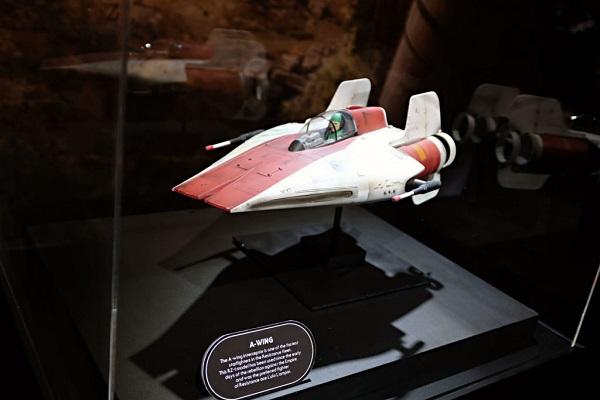 Neue Bilder vom Star-Wars-Land