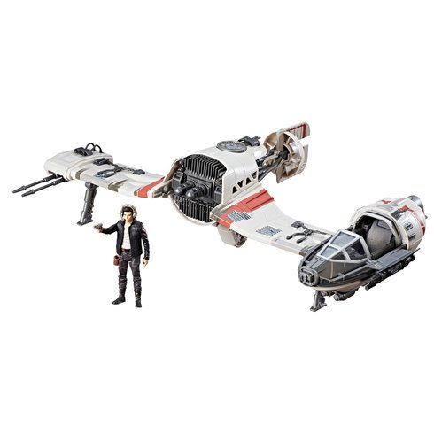 Ski-Speeder in Episode VIII