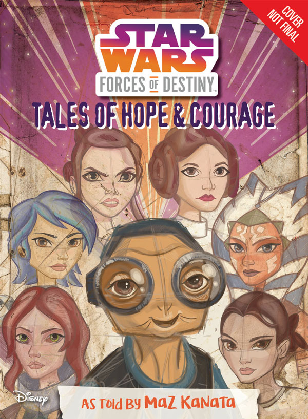 <i>Forces of Destiny</i>: Tales of Hope & Courage