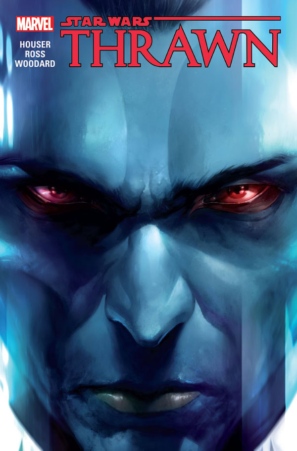 Thrawn Comic-Adaption