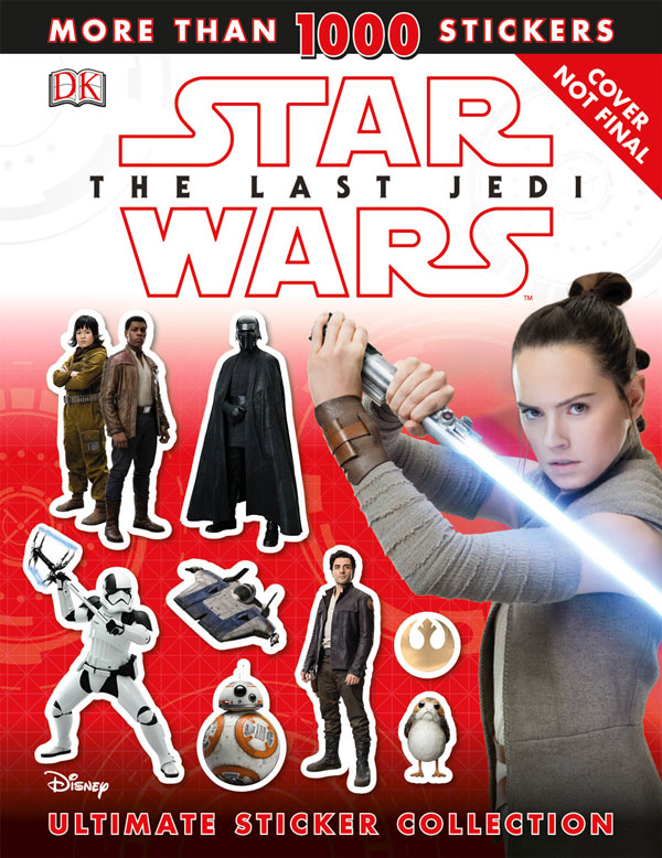 <i>Star Wars: The Last Jedi</i> Ultimate Sticker Collection