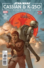 Vorschau zu <i>Rogue One: Cassian & K-2SO</i>