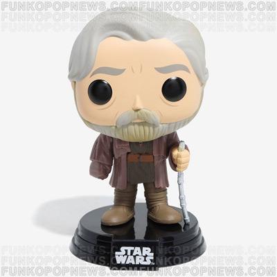 Luke-Figur von Funko Pop!