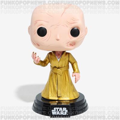 Snoke-Figur von Funko Pop!