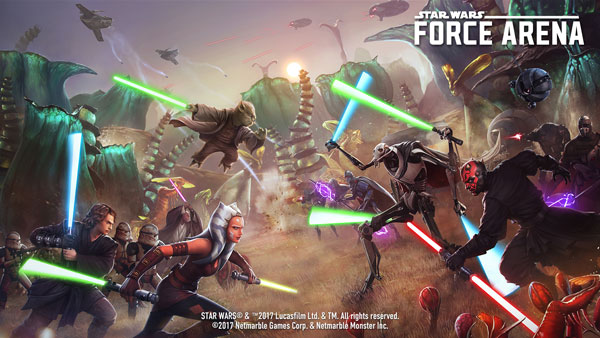 <i>Force Arena</i> Update 2.0