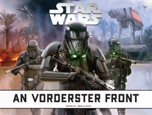 An vorderster Front - Cover