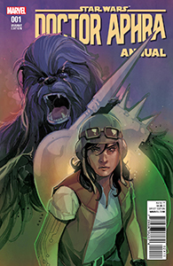 Cover zu Doctor Aphra Annual #1