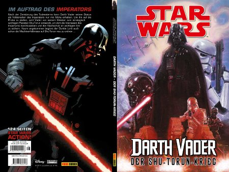 Darth Vader Vol. 3 - Cover