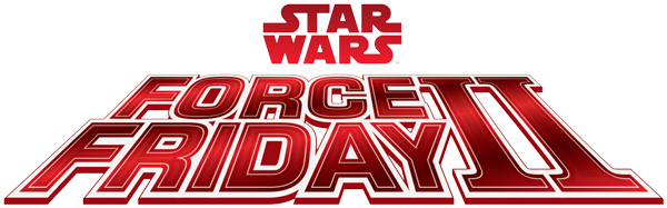 Star Wars Force Friday 2017