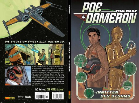 Poe Dameron Vol. 2 - Cover