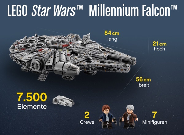 LEGO Falke 1