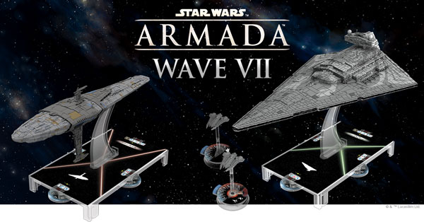 <i>Star Wars: Armada</i> Welle VII