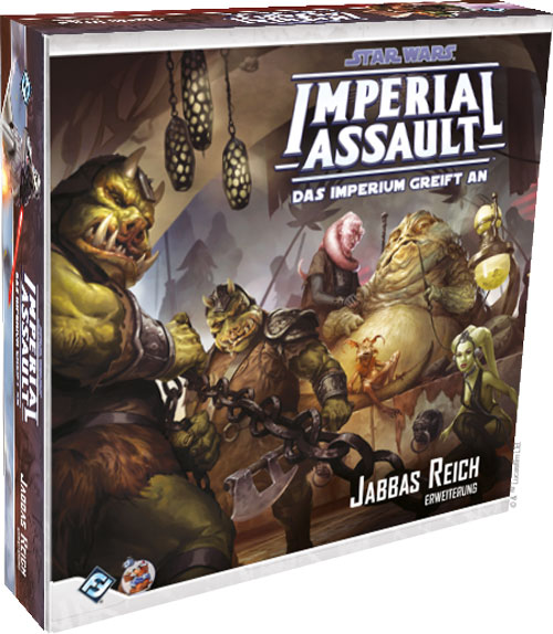 <i>Star Wars: Imperial Assault - Jabbas Reich</i>