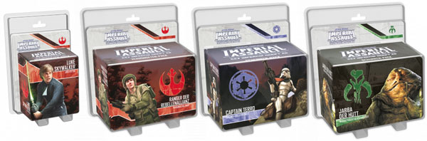 <i>Star Wars: Imperial Assault</i> - Erweiterungs-Packs