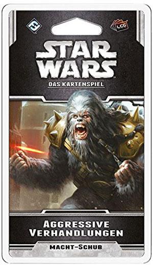 <i>Star Wars: Das Kartenspiel - Aggressive Verhandlungen</i>