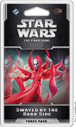 <i>Star Wars: Das Kartenspiel - Swayed by the Dark Side</i>
