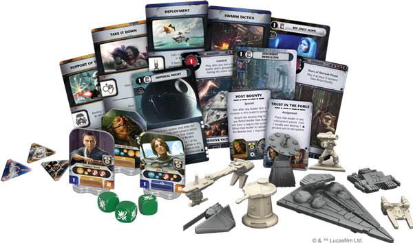 <i>Star Wars: Rebellion - Rise of the Empire</i>