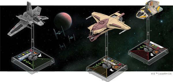 <i>Star Wars: X-Wing</i> Welle XII