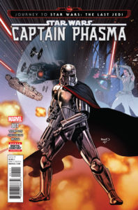 Cover zu Captain Phasma #1
