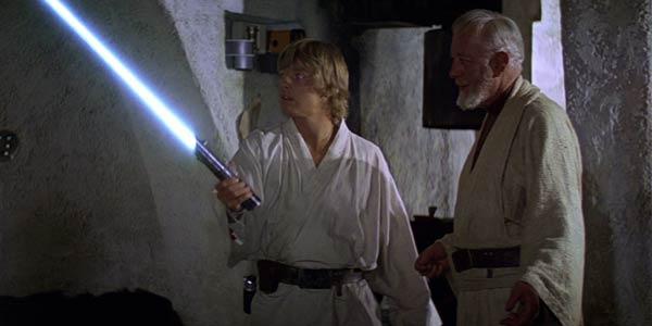 Die Macht ist es, die dem Jedi seine Stärke gibt