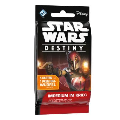 <i>Star Wars: Destiny - Imperium im Krieg</i>