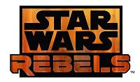 Das Logo von Star Wars Rebels