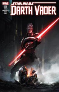 Cover zu Darth Vader #6