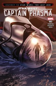 Cover zu Captain Phasma #3