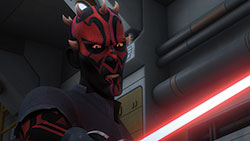 Star Wars Rebels Staffel 3 - Ausschnitt 4