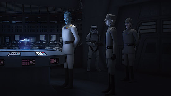 Star Wars Rebels Staffel 3 - Ausschnitt 6