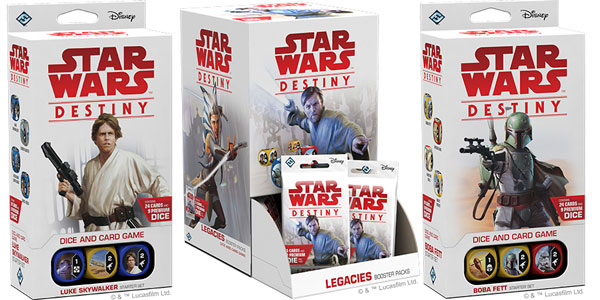 <i>Star Wars: Destiny</i> - Vermächtnisse