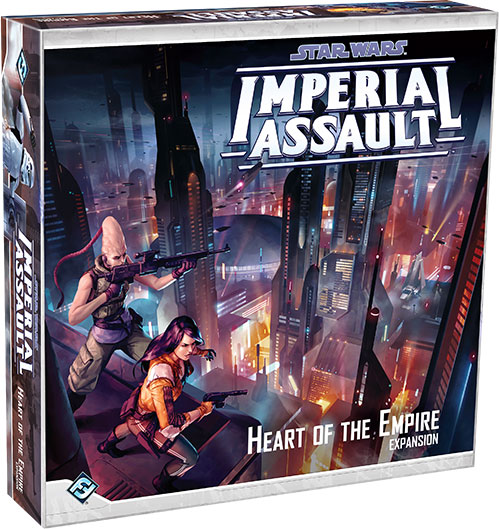 <i>Star Wars: Imperial Assault</i> - Im Herzen des Imperiums