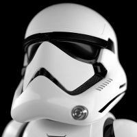First Order Stormtrooper Mikro