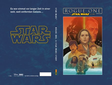 Rogue One - Hardcover